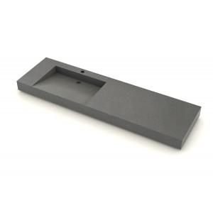 vasque b ton cir lavoir 160x50cm unnik b ton. Black Bedroom Furniture Sets. Home Design Ideas