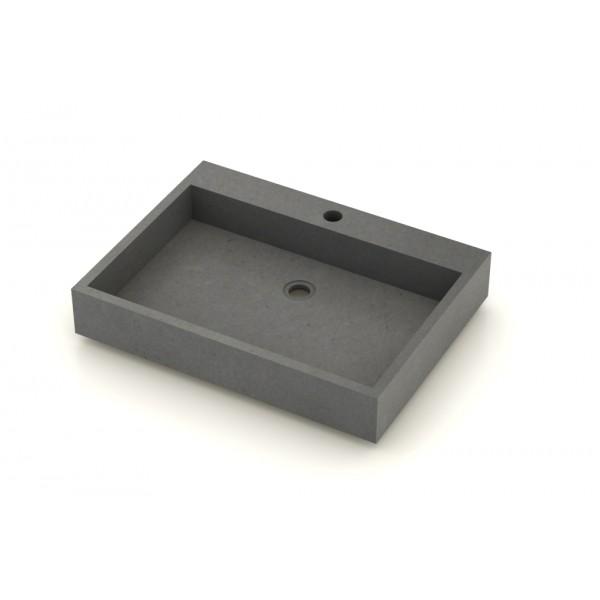 vasque b ton cir 60x50cm unnik b ton. Black Bedroom Furniture Sets. Home Design Ideas