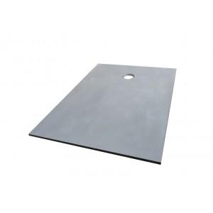 Receveur de douche b ton sp cialiste beton cir salle de bain b ton cire - Receveur de douche en beton de synthese ...