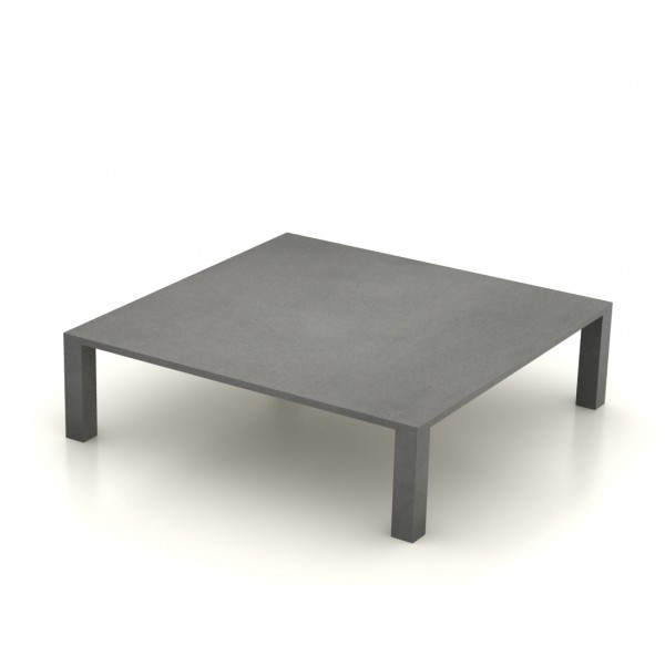 Table basse beton cir 100x100 cm unnik b ton for Table basse design 100 x 100