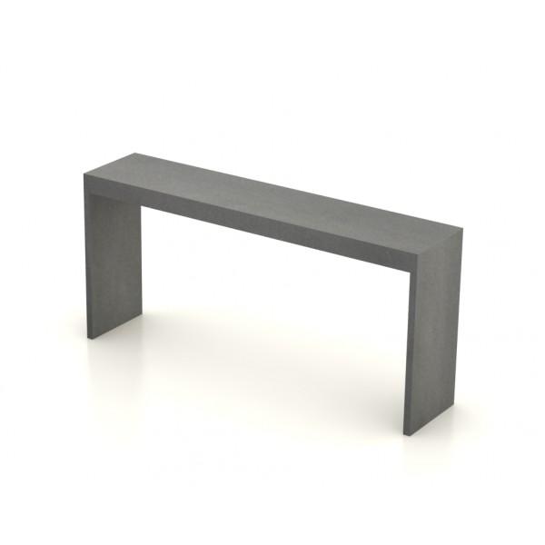 Console beton cir 140x35 cm unnik b ton for Hydrofuge beton cire